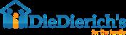 Webseite der Familie Dierich, Kontakt halten, Neuigkeiten austauschen, Erinnerungen bewahren